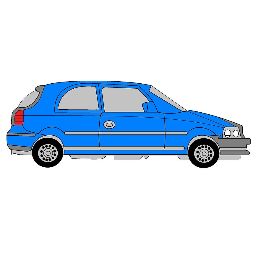900x900 Honda Automobile Drawing