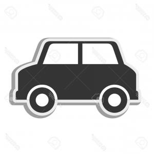 300x300 Black Silhouette Suv Drawing Car On Soidergi