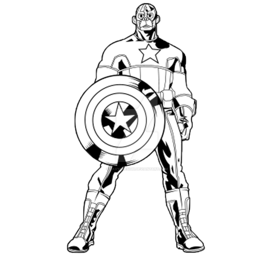 920x869 Collection Of Free Avengers Drawing Captain America Download On Ui Ex