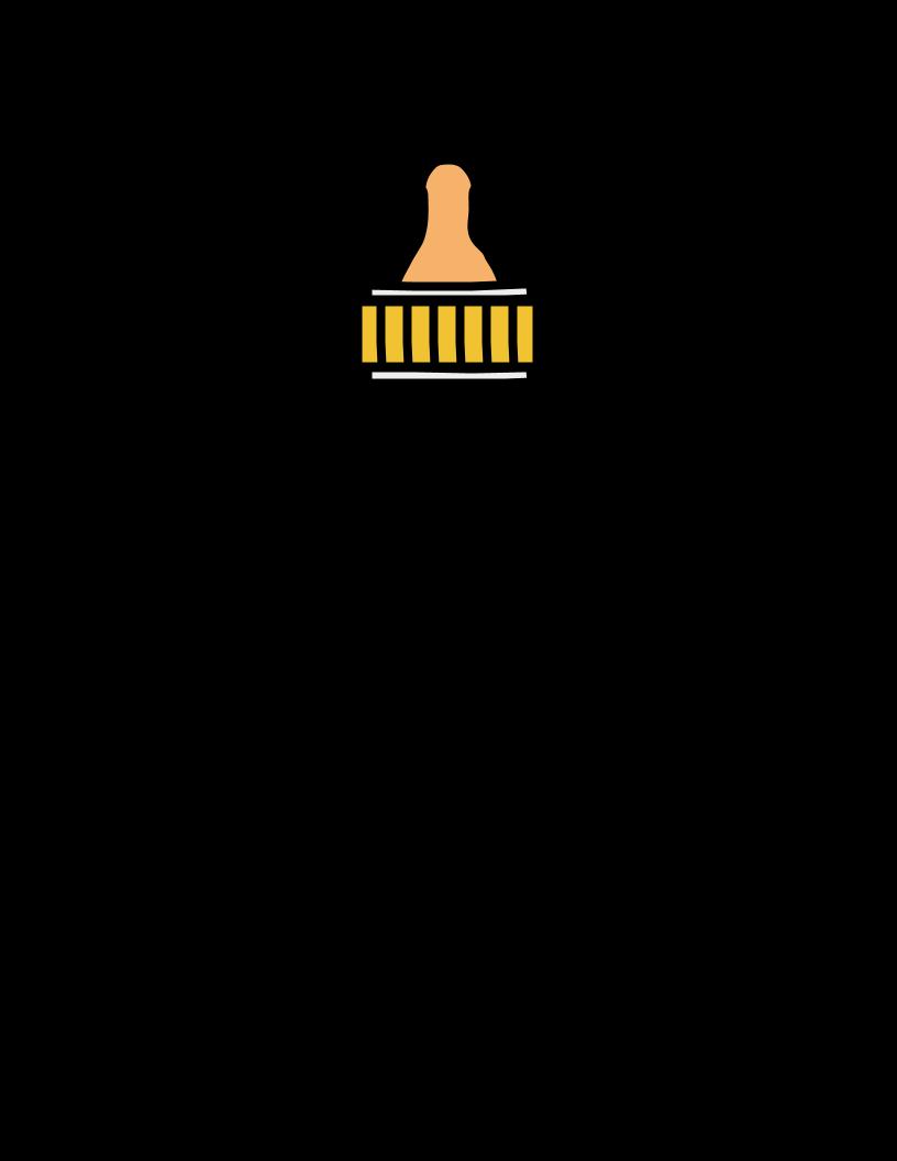 816x1056 Baby Bottles Clipartshare