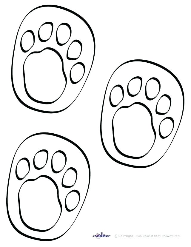 640x828 Huge Collection Of 'dinosaur Footprint Drawing' Download More