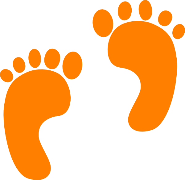 600x583 Collection Of Free Footprint Drawing Foot Print Download On Ui Ex