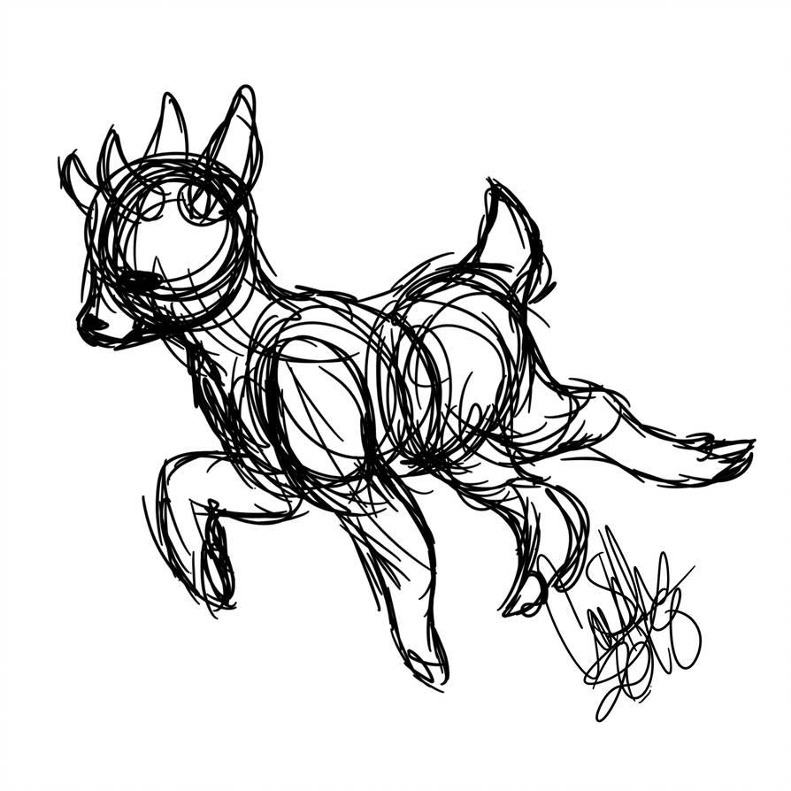 894x894 Baby Demon Goat Adopt Base