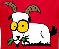 190x159 Goat Drawing Kiddo Shirts