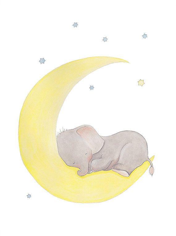 570x765 elephant nursery art,elephant baby room art,elephant boys nursery