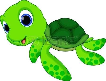 450x346 Cute Turtle Cartoon Drawings Cute Baby Turtle Cartoon Architects