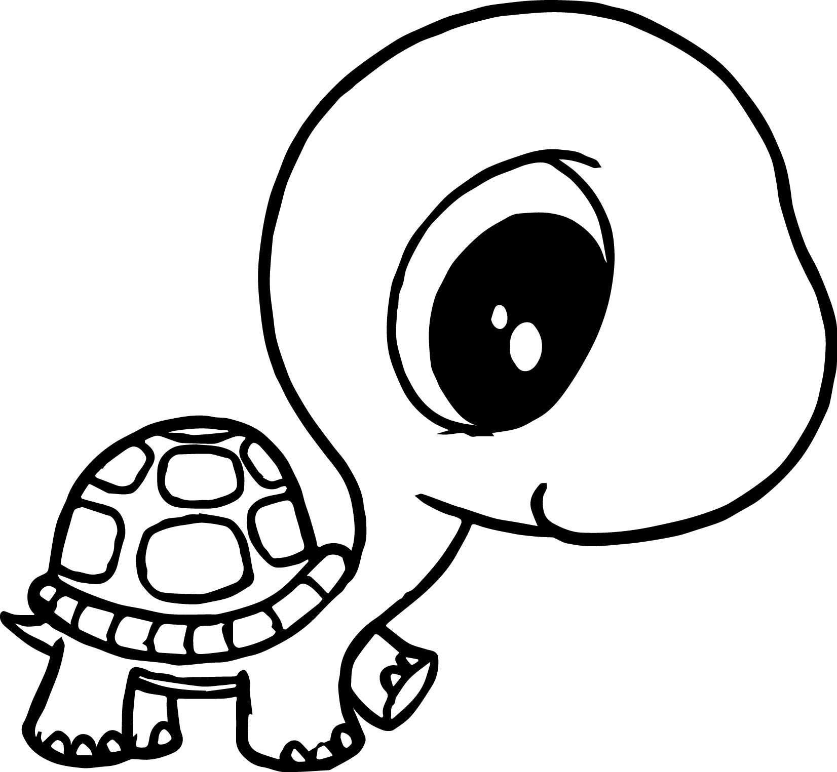 1652x1525 Leatherback Sea Turtle Drawing At Getdrawings Com Free For Baby