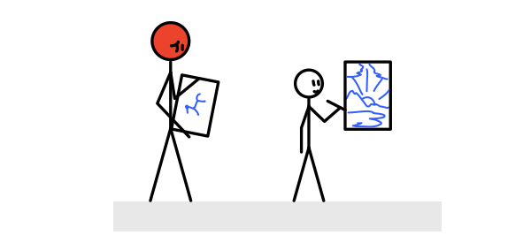 Bad Kid Drawings