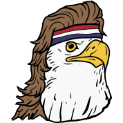 178x178 Drawing Eagles Badass Transparent Png Clipart Free Download