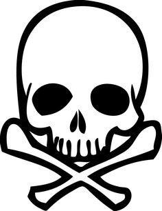 236x306 Skull And Crossbones Png