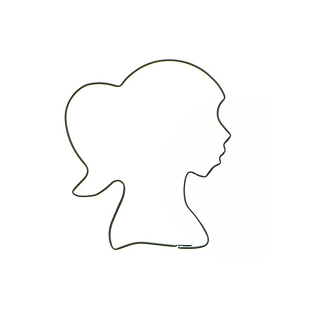 1020x1020 Frog Rabbit Duck Girl Shapes Cookie Cutter Food Grade Stainless