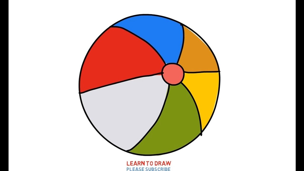 Ball Drawing | Free download on ClipArtMag