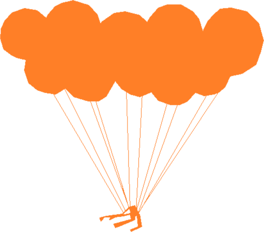 851x750 Drawing Balloon Computer Icons Line Art Cc0