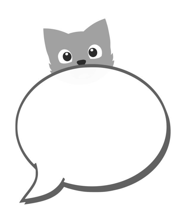 625x750 Speech Balloon Drawing Comics Whiskers Cc0
