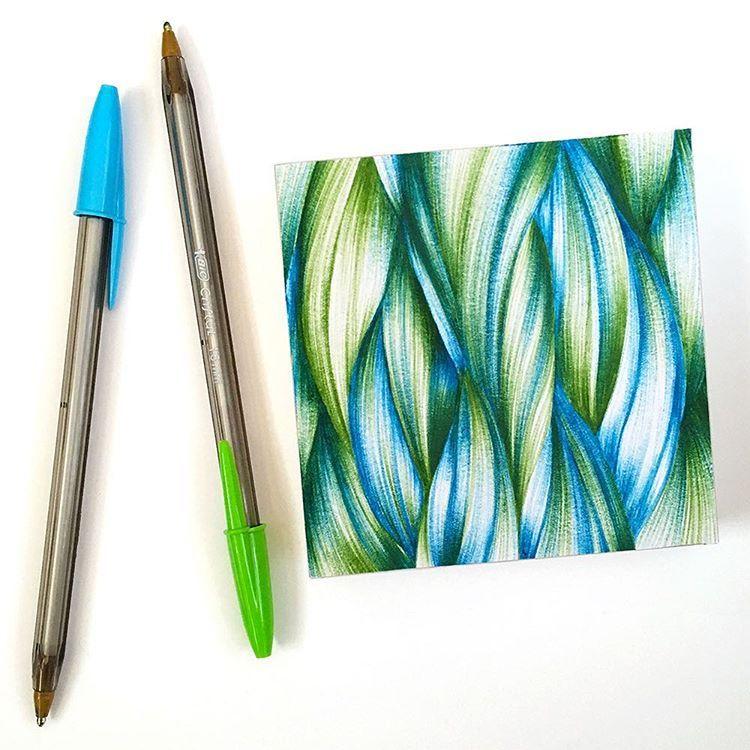 750x750 ballpoint pen shading pen art, ballpoint