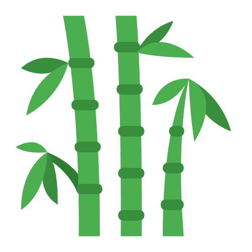 500x500 Collection Of Free Bamboo Drawing Clip Art Download On Ui Ex