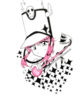 320x427 Nonon Drawings On Paigeeworld Pictures Of Nonon