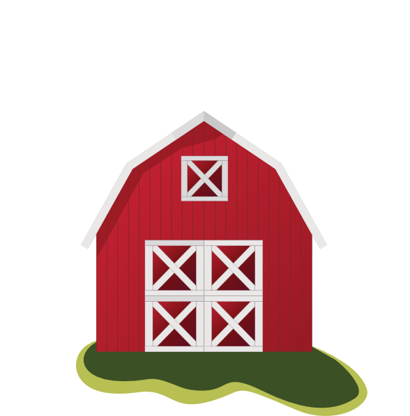 588x597 Collection Of Free Barn Drawing Clipart Download On Ui Ex