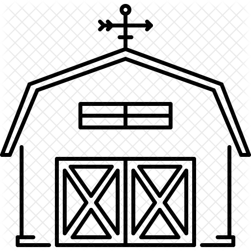 512x512 Collection Of Free Barn Drawing Stable Download On Ui Ex