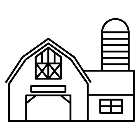 490x490 Farmhouse Barn