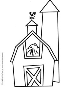 235x288 How To Draw A Barn House And Fence Step Wood Work