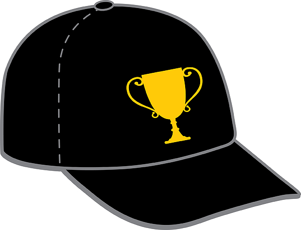 600x458 Trophy Baseball Cap