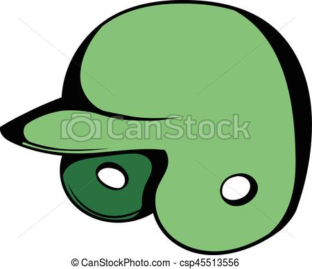 450x388 baseball helmet icon, icon cartoon baseball helmet icon n