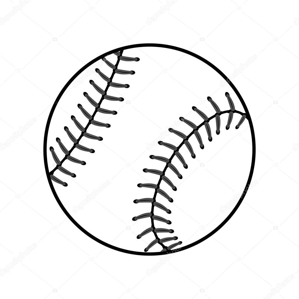 Baseball Pitcher Drawing