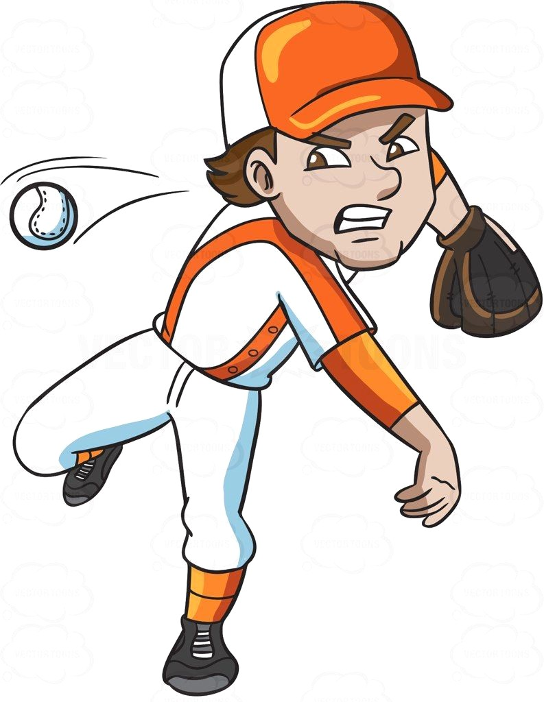 793x1024 Baseball Player Clipart