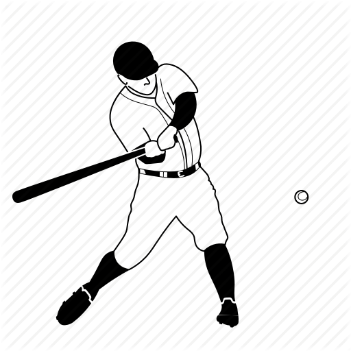 512x512 Drawing Sport Baseball Transparent Png Clipart Free Download