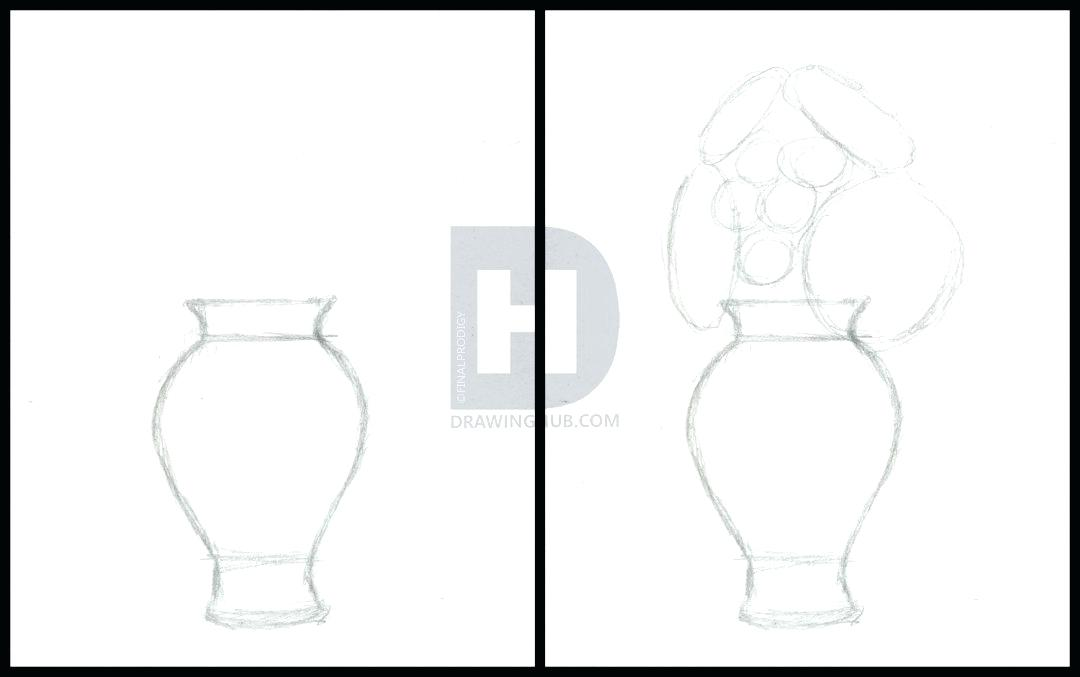 1080x677 basic flower drawing basic flower line drawing