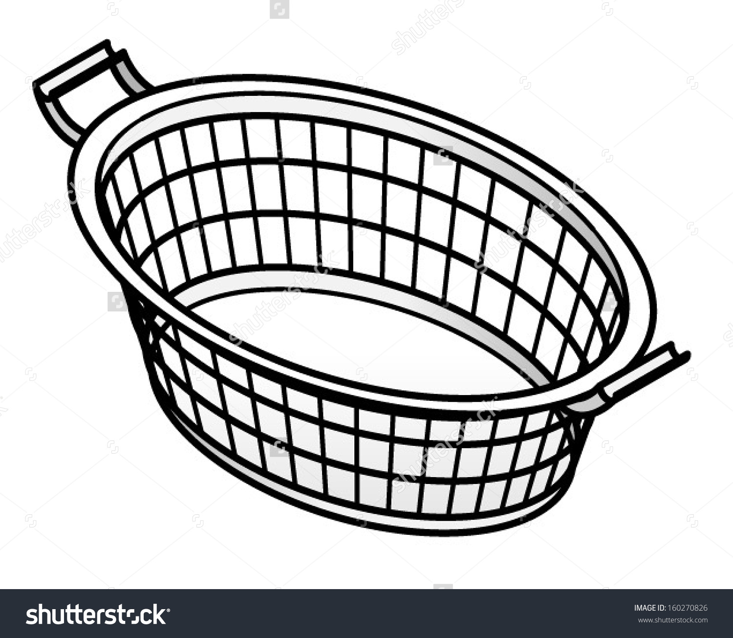 1500x1305 Ideas Laundry Basket Clip Art