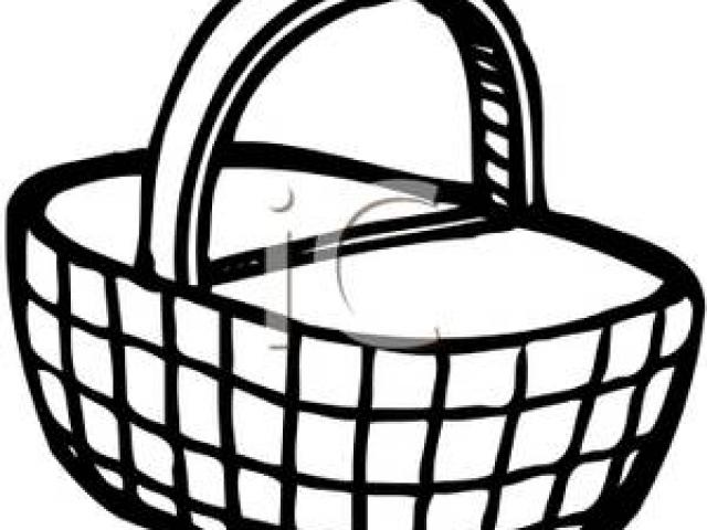 640x480 Collection Of Free Basket Clipart Simple Amusement Clipart
