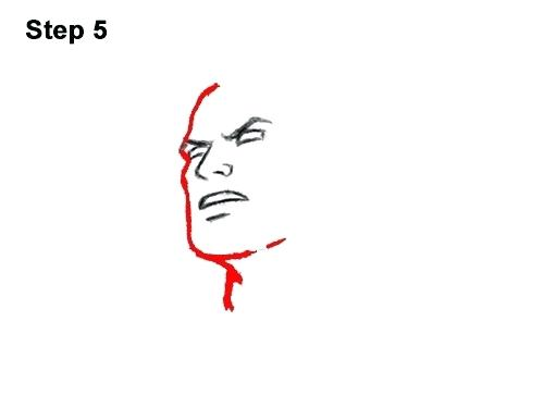 500x386 how to draw a basketball player how to draw a baseball player draw