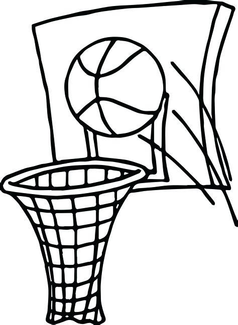 474x648 basketball hoop drawing beautiful basketball hoop icon hand drawn