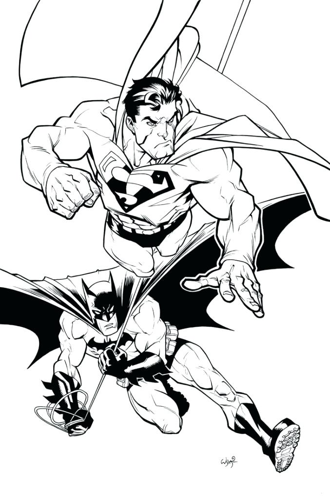 677x1024 Coloring Batman Robin Batman Coloring Pages Online Zupa