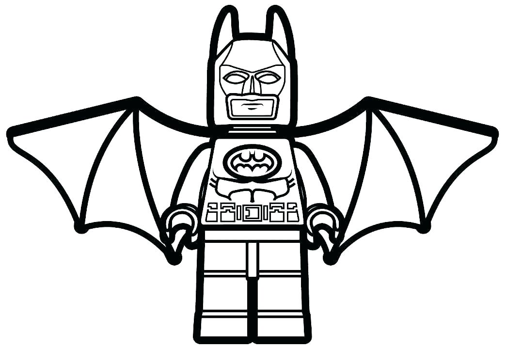 1044x720 Batman And Robin Coloring Sheets