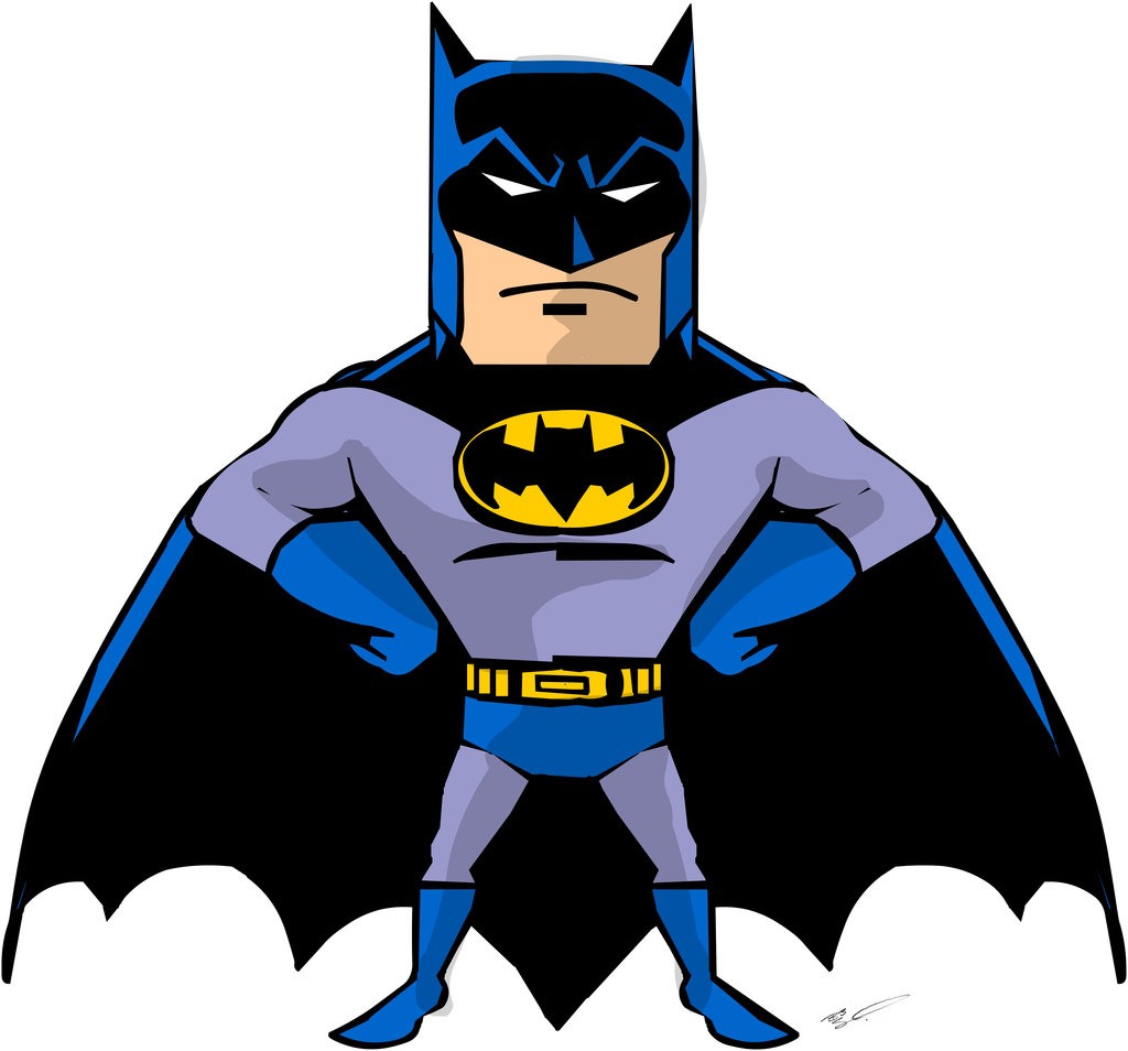 1024x954 Collection Of Free Batmen Clipart Cartoon Download On Ui Ex
