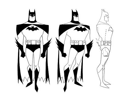 500x374 Just Making A Good Show A Birthday Tribute To Bruce Timm