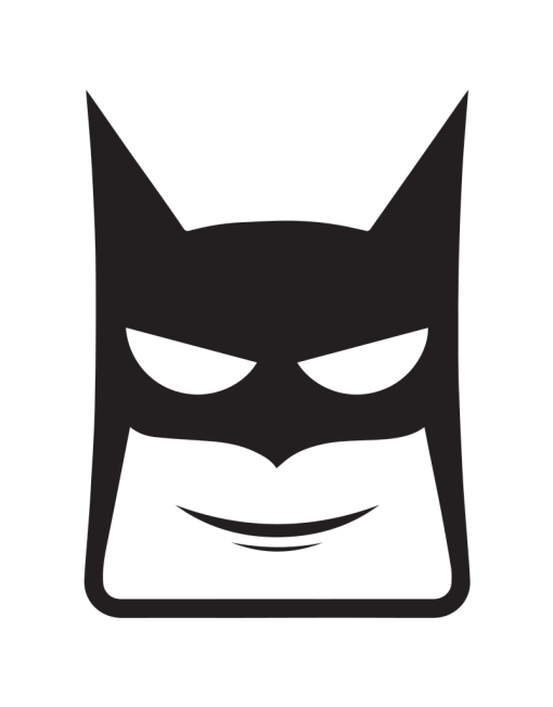 510x652 Batman, Drawing, Cartoon, Transparent Png Image Clipart Free