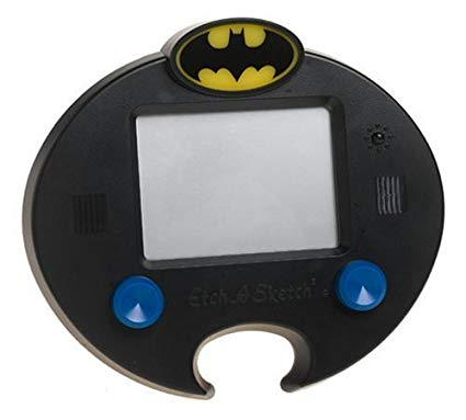 425x383 Batman Light Sound Etch A Sketch Toys Games