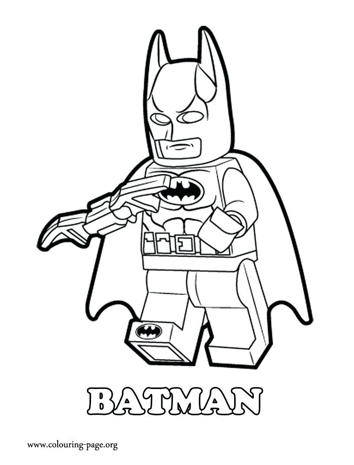 700x918 Coloriages Lego Superheros Batman Coloring Games Best The Batman