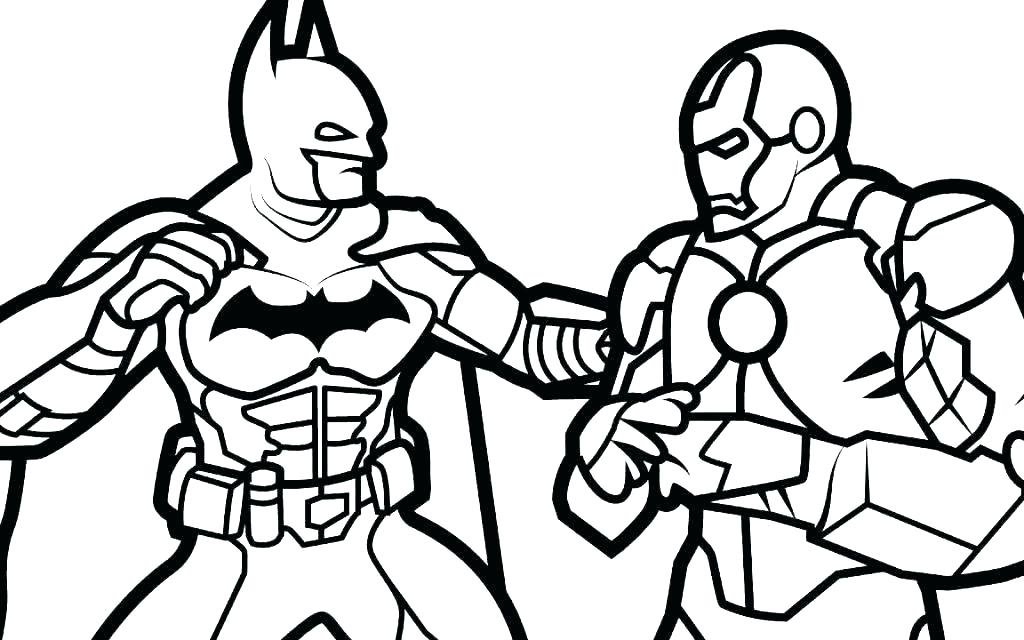1024x640 Coloring Pages Of Superman Superman Colouring Games Superman