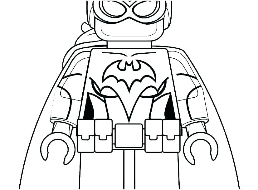 827x609 Lego Batman Coloring Pages Batman Coloring