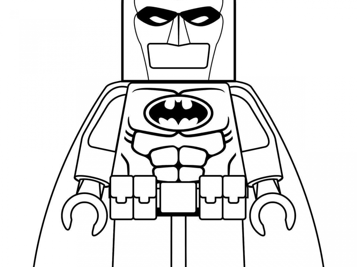 1152x864 Literarywondrous Batmaning Sheets Pages Free Pdf Lego Villain Car