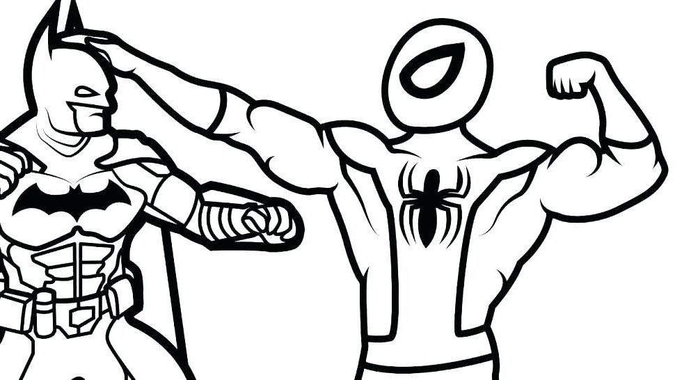 970x546 Lego Batman Coloring Pages Awesome Drawings Bat Man