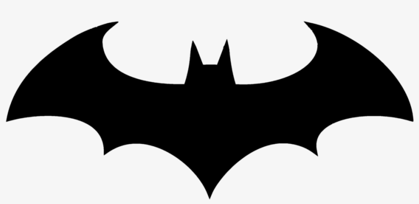 820x401 Drawing Of Batman Symbol Gallery