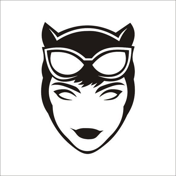 570x570 Image Result For Catwoman Cartoon Drawing Cat Woman Catwoman