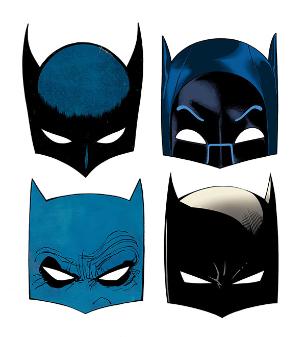 600x660 Collection Of Free Drawing Batman Black Mask Download On Ui Ex