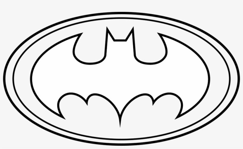 820x502 Batman Logo Clipart